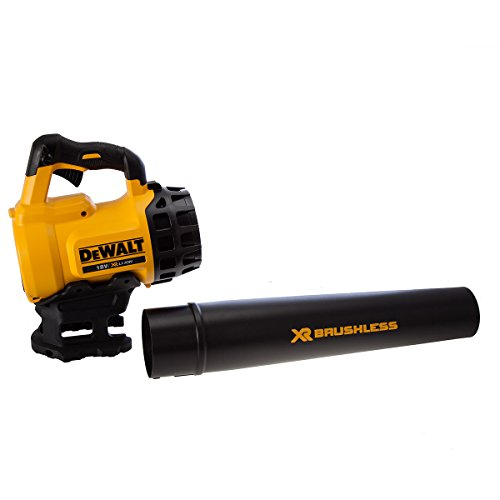 Dewalt DCM562PB-GB DCM562PB Brushless Outdoor Blower 18 Volt Bare Unit, Yellow/Black