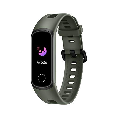 Docooler Honor Band 5i Waterproof BT4.2 Smart Bracelet 9 Sports Mode Fitness Heart Rate Sleep Monitor Timer Smartwatch for Android/iOS