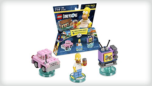 LEGO Dimensions – Level Pack – Simpsons - 5