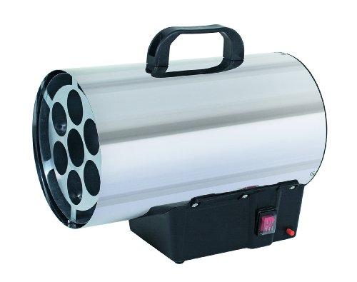 Rothenberger Industrial 1500000164 Heizkanone Roturbo 12000-VERSION FRANKREICH, 11900 W, Grau