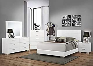 Best bedroom sets white Reviews