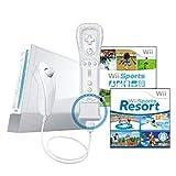Wii Console- White (Videogame Hardware)