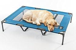 Beste erhöhte Hundebetten