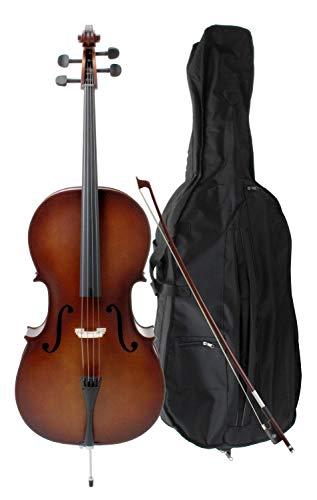 Classic Cantábile 23276 - Cello 3/4 set estudio con accesorios