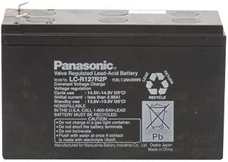 Panasonic LC-R127R2P Black 12V 7.2Ah Lead_Acid_Battery