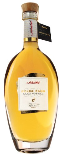 Scheibel Schwarzwald Scheibel Edles Fass 350 Gold Marille 0,7 Liter
