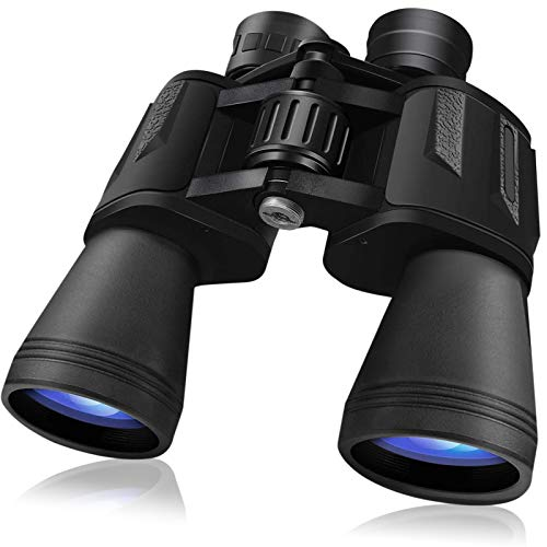 Binocolo compatto 20 x 50 con visione notturna, binocolo impermeabile, zoom per bird watching,...