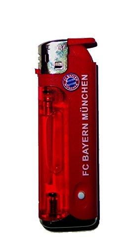 Feuerzeug mit LED FC Bayern München FCB