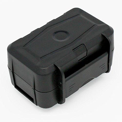 KJB Sicherheitsprodukte ROC Box E1090 magnetisch mit Zwei Magneten Dies ist die ultimative Box für Schlüssel, Wertsachen oder EIN GPS.