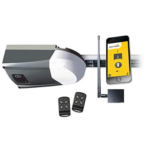 Schellenberg Smart DRIVE 10 plus Smartphone Garagentoröffner Komplettpaket Funk Toröffner