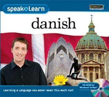 Speak Learn Danish Oakland Mall PC Vista MAC 7 OSX Max 71% OFF Windows