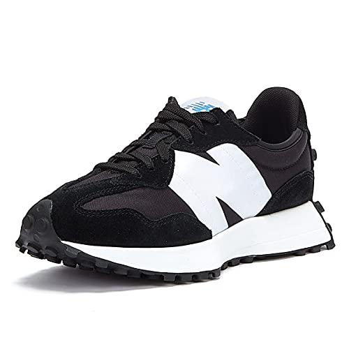 New Balance 327 Black Sneakers-UK 3.5 / EU 36