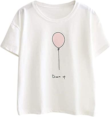 K-youth Ropa Mujer Casual Camisetas Mujer Manga Corta Tumblr ...