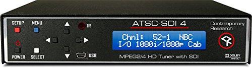 Contemporary Research 5100-002 ATSC-SDI 4 HDTV Tuner