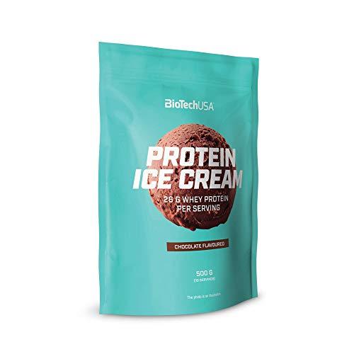 BiotechUSA Protein Ice Cream Chocolate Chocolate 500 g bag