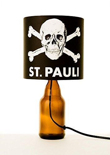 Upsolut Knollenlampe Totenkopf St.Pauli -