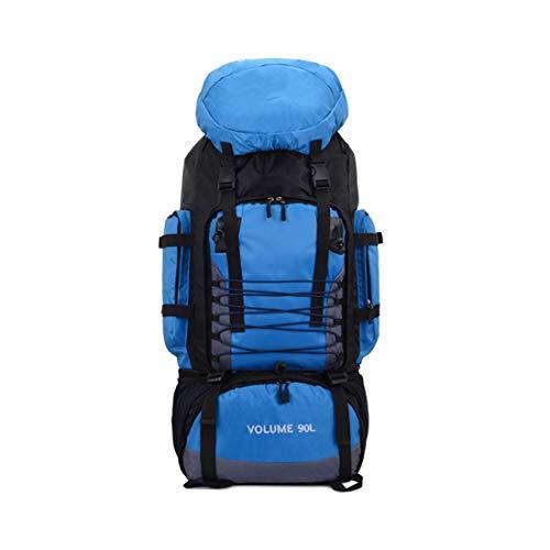 MENG Outdoor Mountaineering Bag 90L grote capaciteit Reistas Waterdichte Bagage Rugzak Camping Tent Rugzak, Gebruikt voor Camping Wandelen Shooting Mountaineering