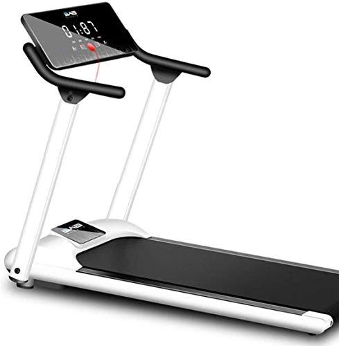 Cintas de correr para casa plegable con inclinación máquina de correr eléctrica plegable con mando a distancia inteligente Start Peng BJY969
