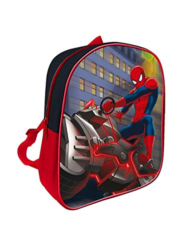 WEBMARKETPOINT- Spider-Man Zaino Asilo Spiderman, PR0653/AS6698