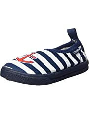 Playshoes Zapatillas de Playa con Protección UV Ancla, Zapatos de Agua Unisex niños