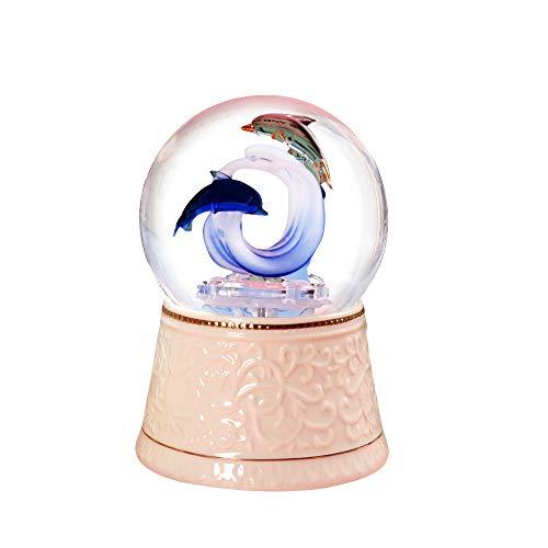 Dolphin Music Box