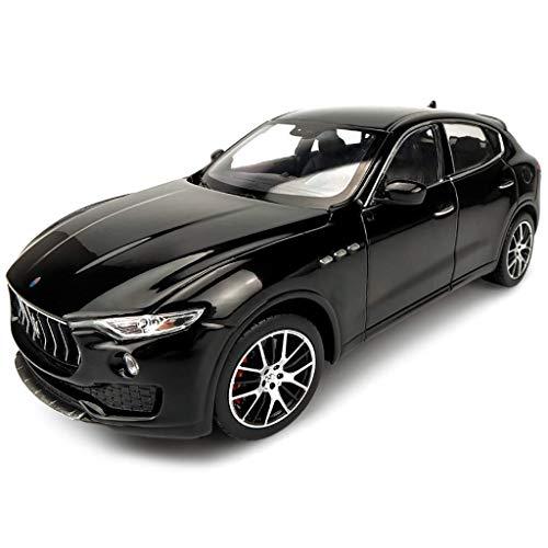 LIUCHANG Modelo de Coche 1:24 Maserati Modelo Levante Alquiler de Coches de...