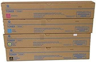 Full Set Brand Name Konica Brand Toner for Konica Minolta bizhub C308 and C368
