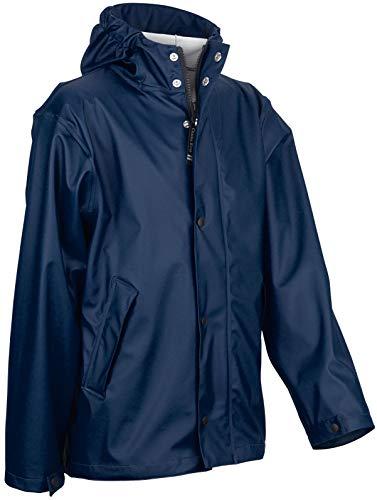Ralka Kids Rain Jacket Sprinkle Navy/Black, Taille:116