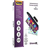 Fellowes 5306207 Pochettes de plastification 80 microns - Format A3 - Pack de 100 pochettes - Technologie ImageLast