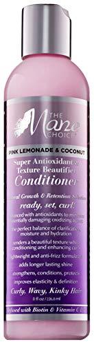 Pink Lemonade & Coconut Super Antioxidant & Texture Beautifier Conditioner 8oz