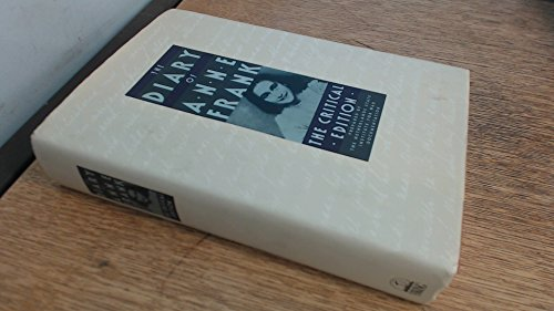 Diary of Anne Frank: Critical Edition (Critical Editions)