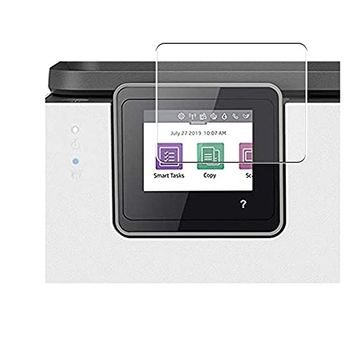 Vaxson 3 Unidades Protector de Pantalla, compatible con HP OfficeJet Pro 8025e [No Vidrio Templado Carcasa Case ] Película Protectora Film Guard