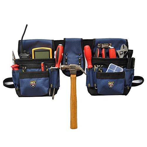 ExcLent 23 en 1 la cintura del electricista bolsillo de la h
