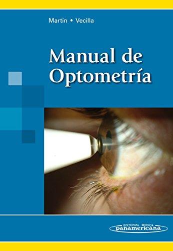 Manual de Optometría: Manual de Optometría