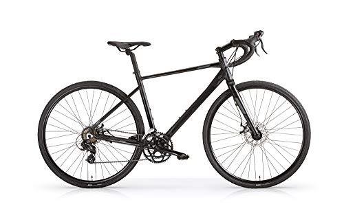 MBM Starlight 28' 14V Bici Uomo, Nero A01, 50