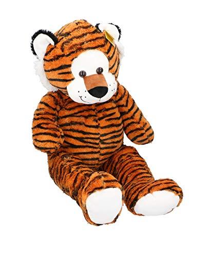 SunKid XXL Tiger Plüschtier 100 cm Kuscheltier