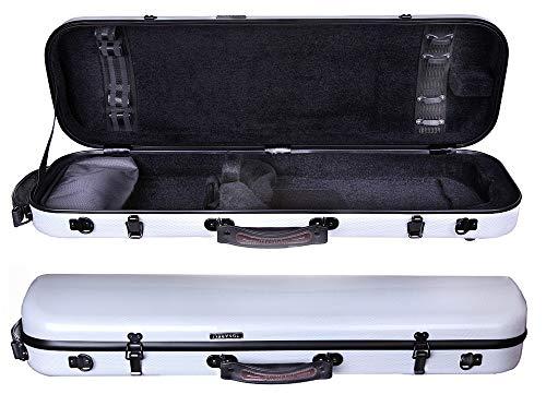 Custodia per violino Fiberglass Tonareli 4/4 EDIZIONE SPECIALE VNFO1014 GRAFITE PERLA + cartella portaspartiti – VENDITORE AUTORIZZATO