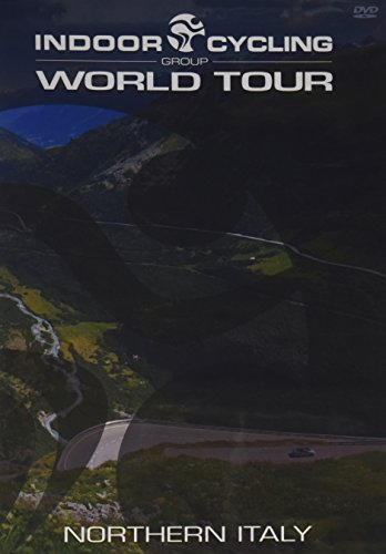 Indoor Cycling Group World Tour Northern Italy DVD