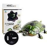 ADLIN Al aire libre Juguetes educativos, electrónica de control remoto Animal Juguetes de mascotas virtuales Juguetes for niños eléctrico de control remoto por infrarrojos juguete de la tortuga animal