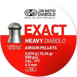 JSB Exact Heavy 4,52