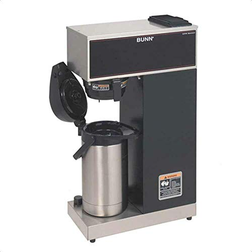 %41 OFF! Airpot Coffee Brewer with Black Accents