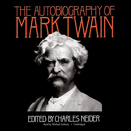 The Autobiography of Mark Twain cover art