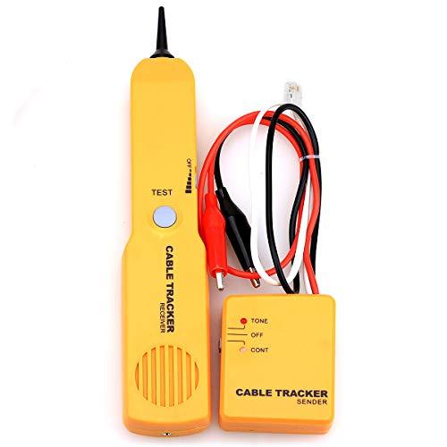 Kabelfinder, Tongenerator, Sonde, Tracer, RJ11 Draht-Tracker, Netzwerktester Kit