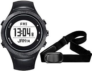 Pecho Inalámbrica Reloj De Frecuencia Cardíaca Monitor Gps Sport Watch Bluetooth 4.0 Correa De Pecho + Impermeable Monitor De Frecuencia Cardíaca Calorías Contador Reloj De Fitness Saat Montre Homme