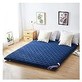 Aralinda Tatami - Colchoneta de colchón grueso plegable, acolchado para dormitorio, suelo, dormitorio, dormitorio,...