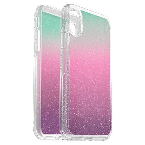 OtterBox für Apple iPhone X/Xs, Schlanke, sturzgeschützte, transparente Schutzhülle, Symmetry Clear Serie, Gradient Energy