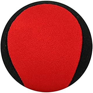 Water Bouncing Ball, Surf Waterballs Jumping Skimming Balls for Skipping Fun Ball Pool Games(Red)
