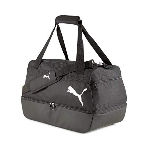 PUMA teamGOAL 23 Teambag BC Jr - Bolsa de Deporte, Color Negro