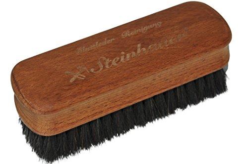 Steinhauer Steinhauer Glattleder Reinigungsbürste (reinigt ohne zu beschädigen)
