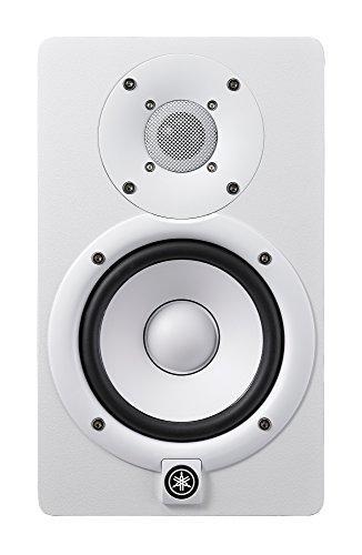 Yamaha HS 5 – Referenz-Studio-Monitor-Lautsprecher für Produzenten, DJs und Musiker – Weiß